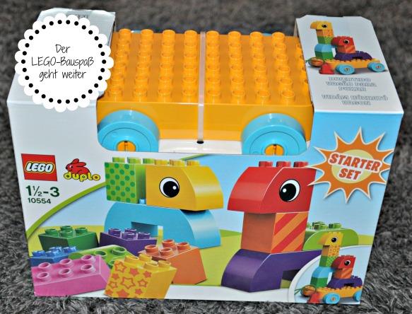 LEGO DUPLO Nachzieh-Spielset